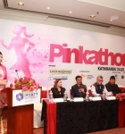 Pinkathon - Run by Kathmandu's Pink sisters