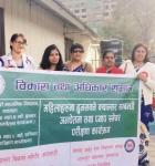 Cervical Cancer screening camp at Naxal